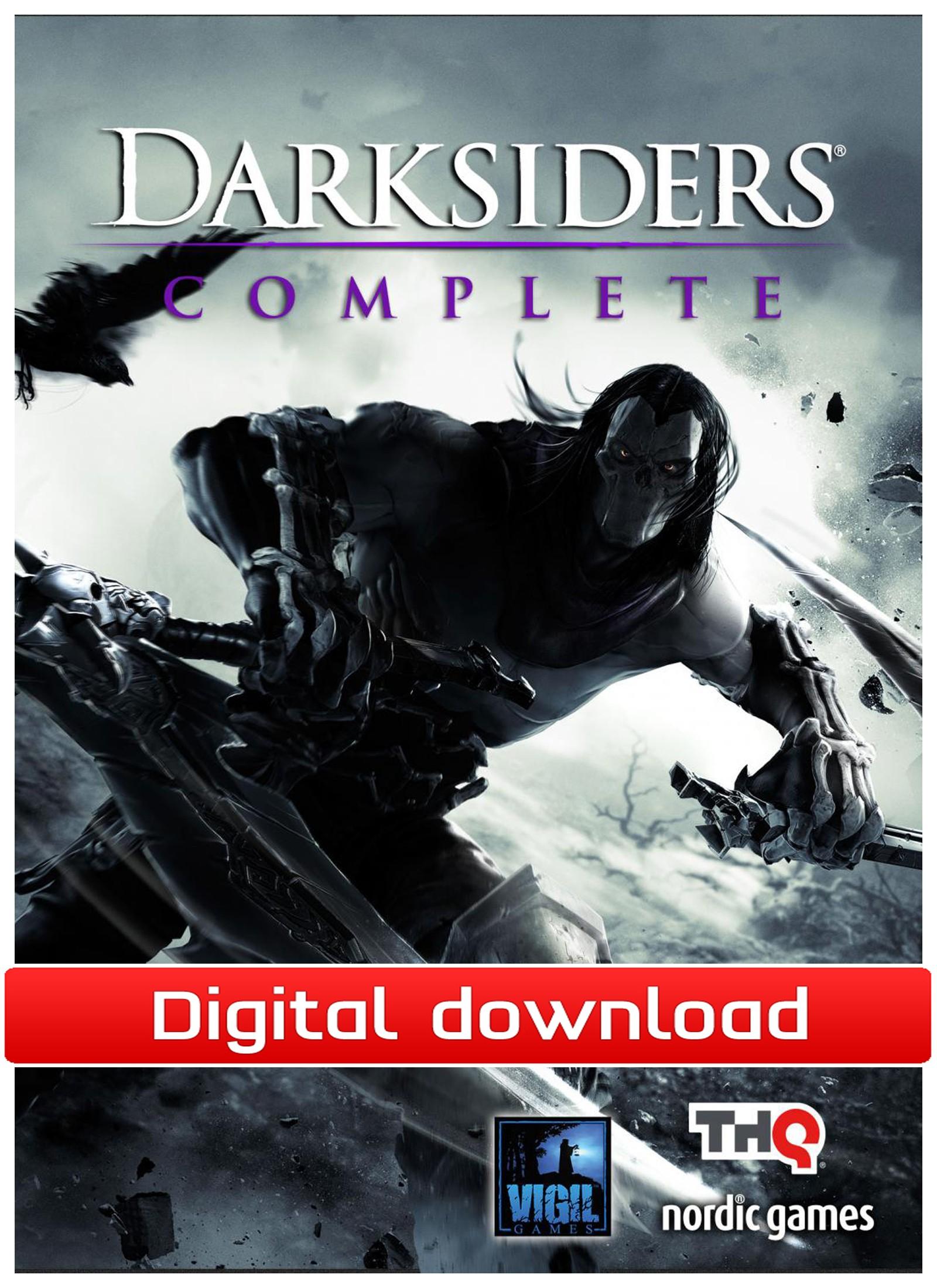 Darksiders Franchise Pack (PC nedlastning) PCDD38144