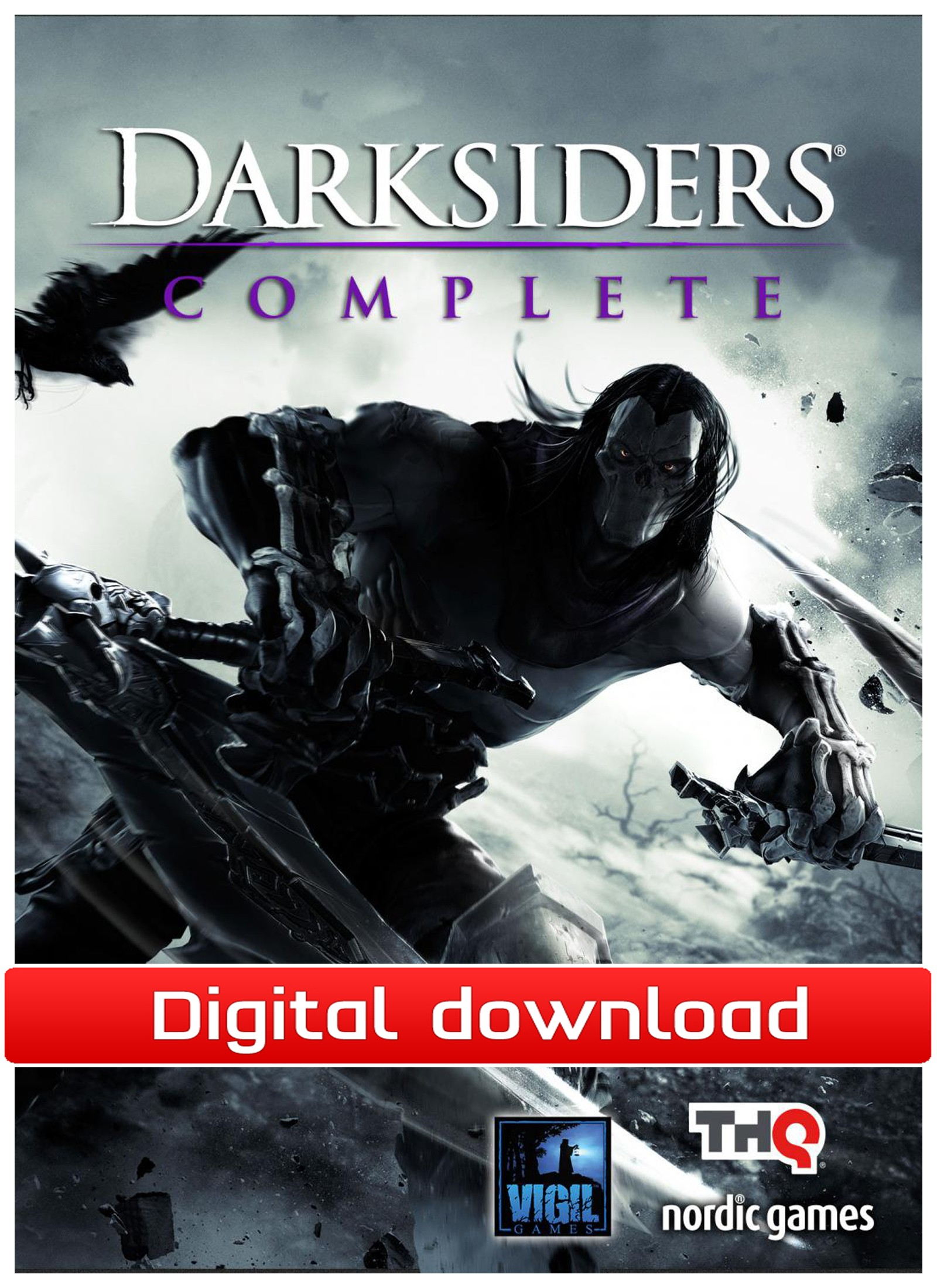 38144 : Darksiders Franchise Pack (PC nedlastning)