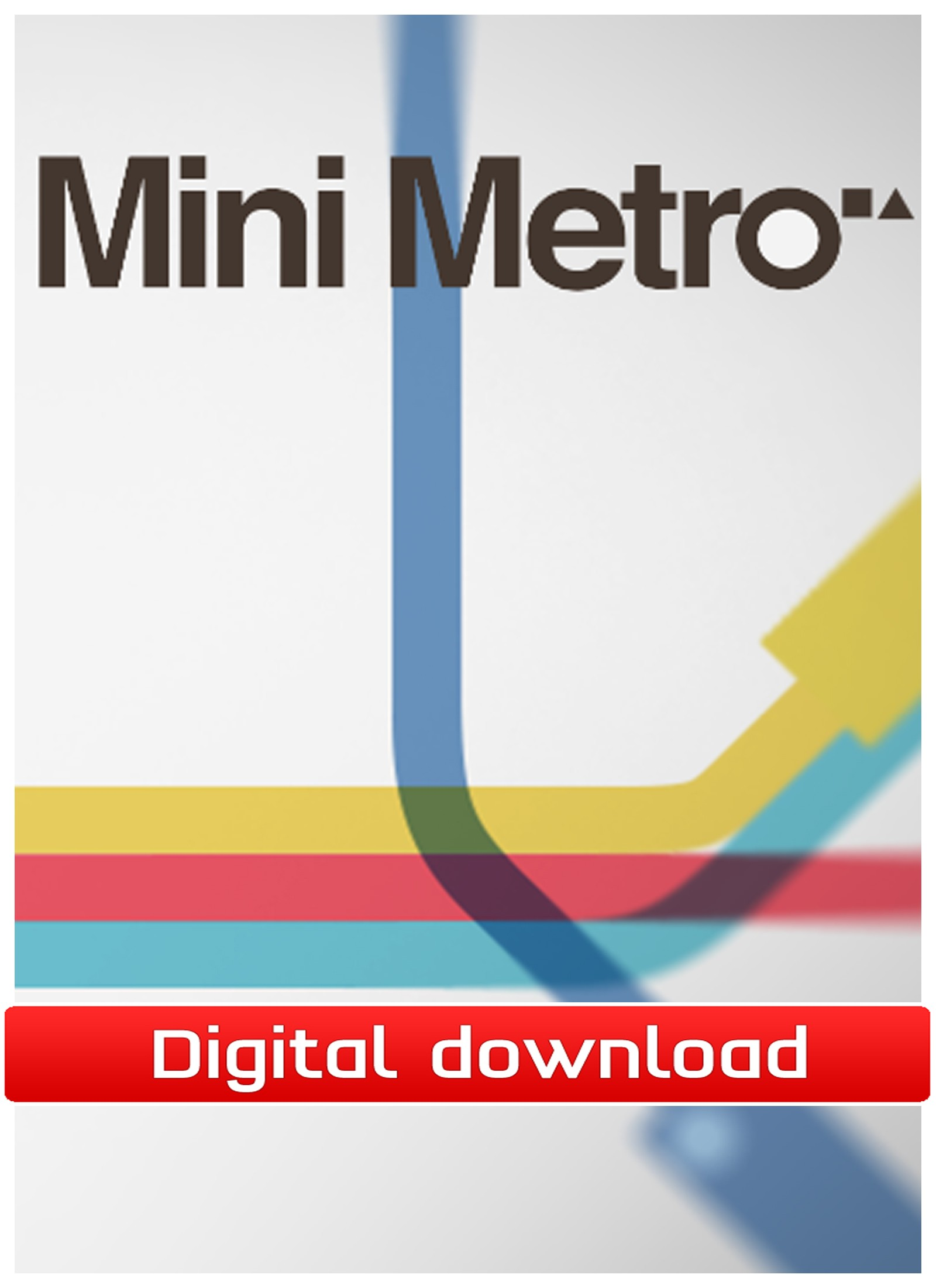 Mini Metro (PC nedlastning) PCDD38175