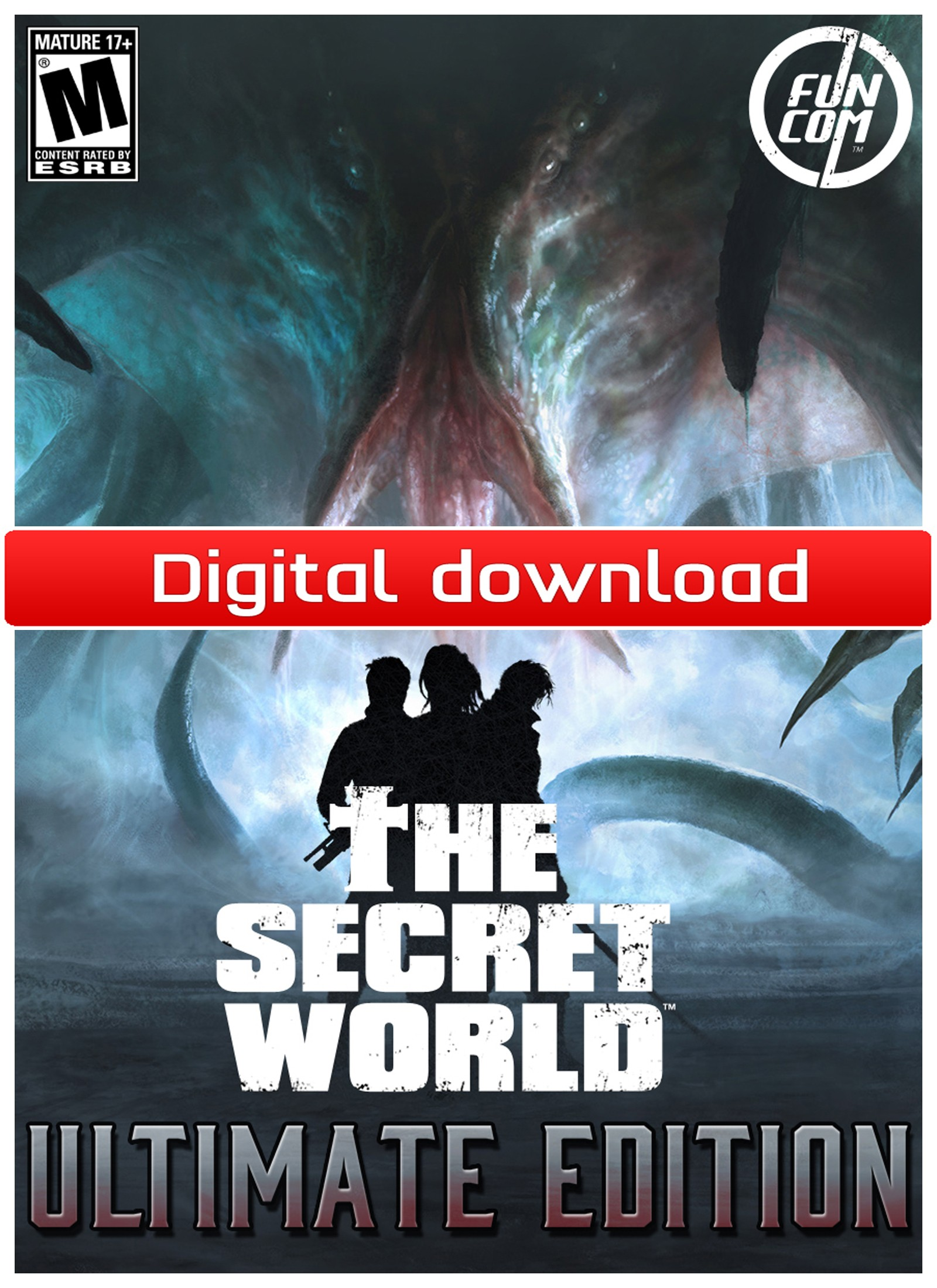 38348 : The Secret World Ultimate Edition (PC nedlastning)