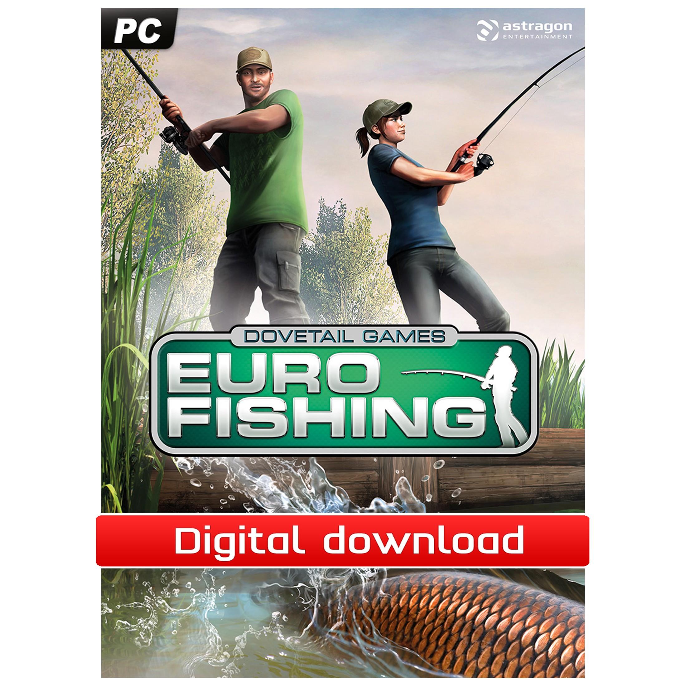 38387 : Dovetail Games Euro Fishing (PC nedlastning)