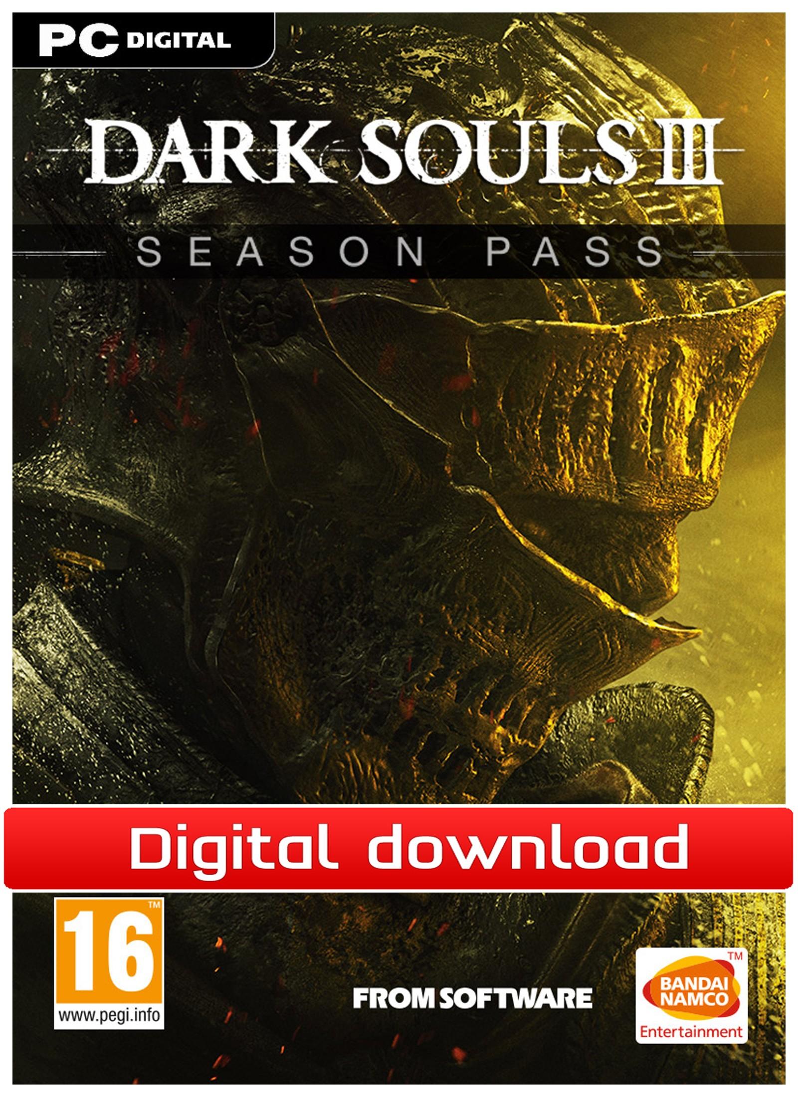 38788 : Dark Souls 3 - Season Pass (PC nedlastning)