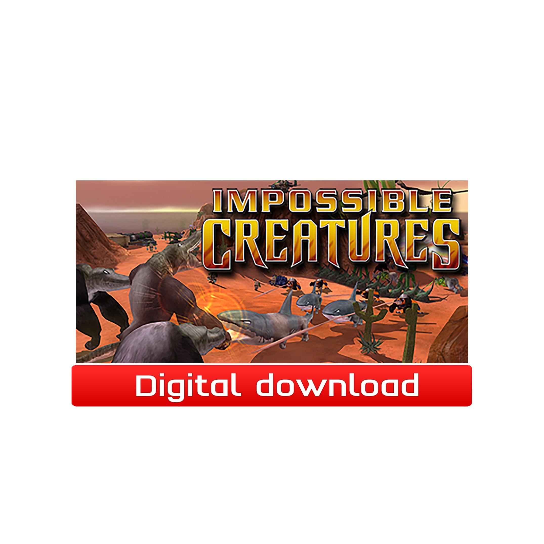 Impossible Creatures (PC nedlastning) PCDD39396