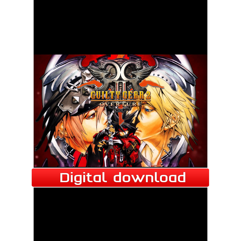 39424 : Guilty Gear 2 -Overture- (PC nedlastning)