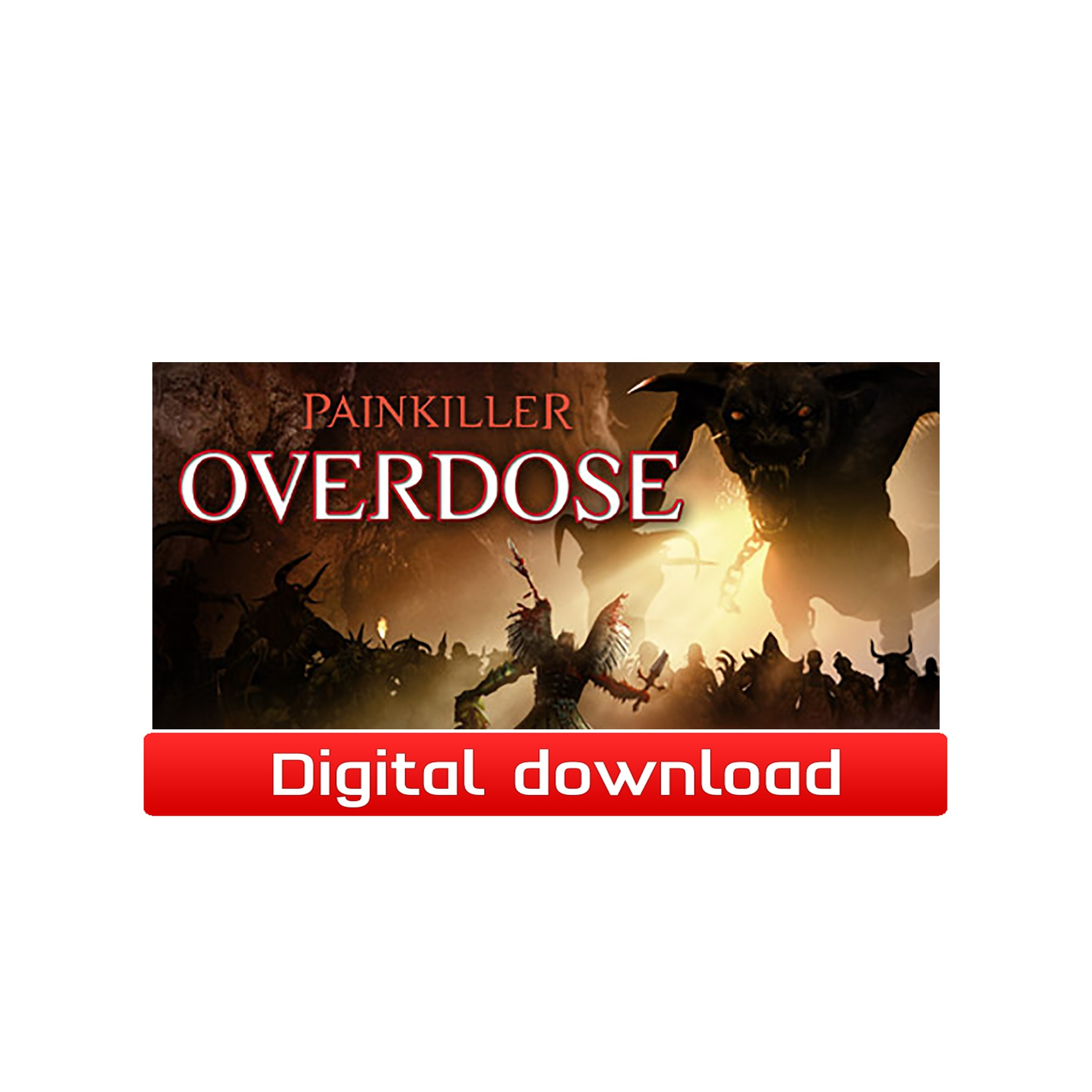 39440 : Painkiller Overdose (PC nedlastning)
