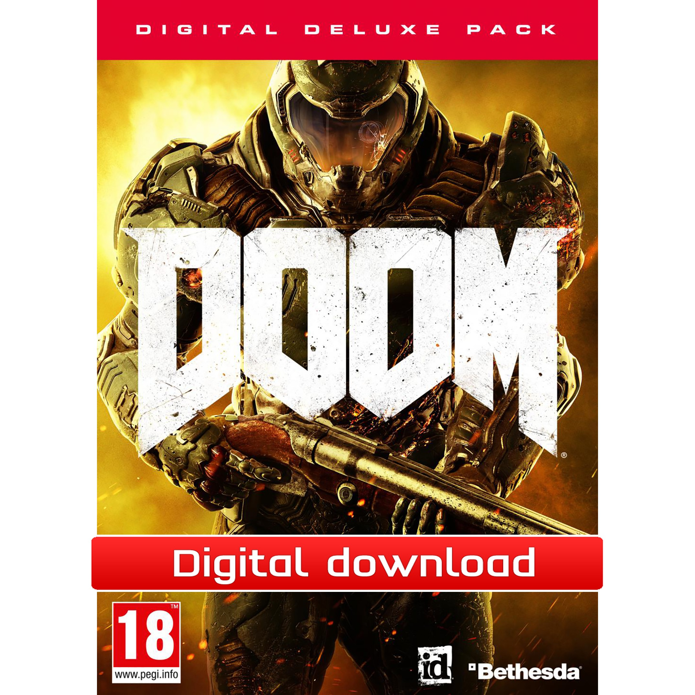 Doom Deluxe Edition (PC nedlastning) PCDD39627