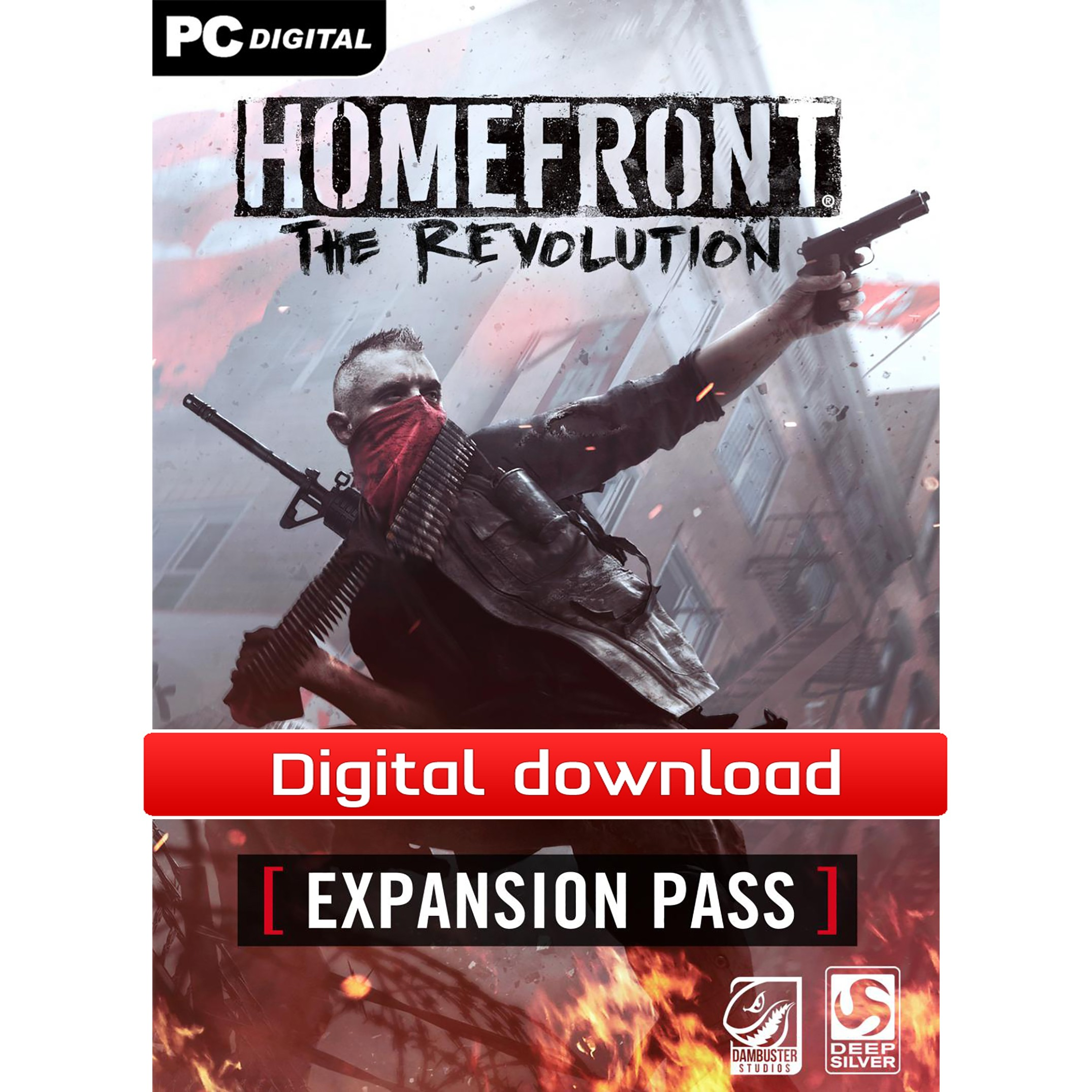 39664 : The Homefront: The Revolution Expansion Pass (nedl)
