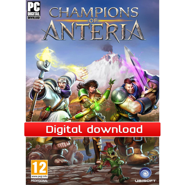 39797 : Champions of Anteria Standard Edition (PC nedlastning)