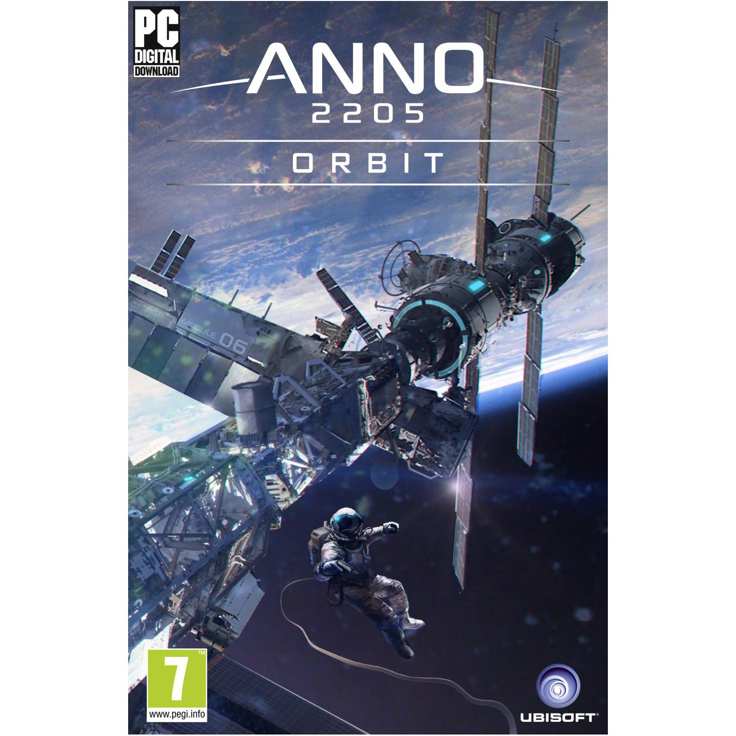 40025 : Anno 2205: Orbit DLC (PC nedlastning)