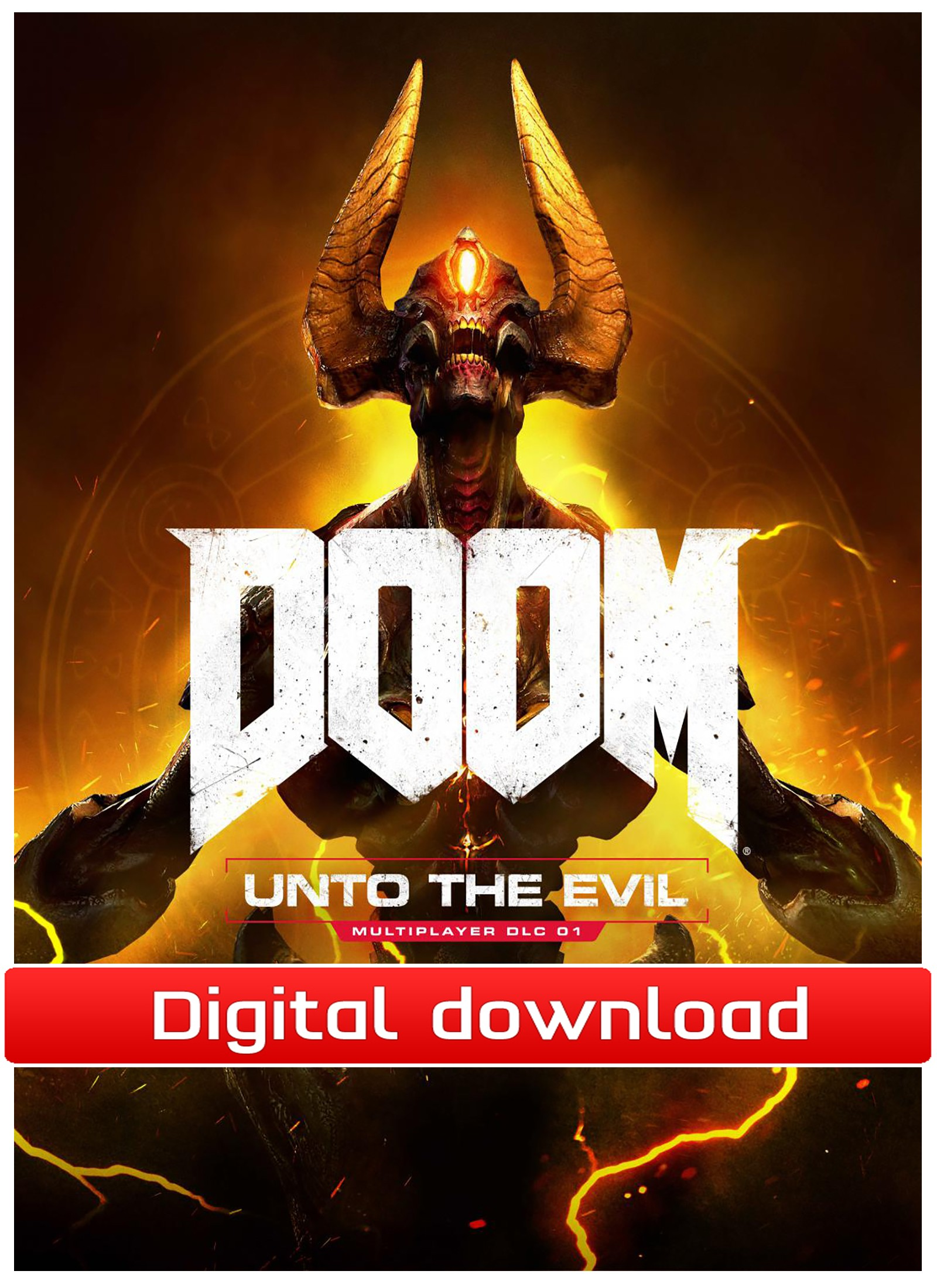 40129 : DOOM - Unto The Evil DLC (PC nedlastning)
