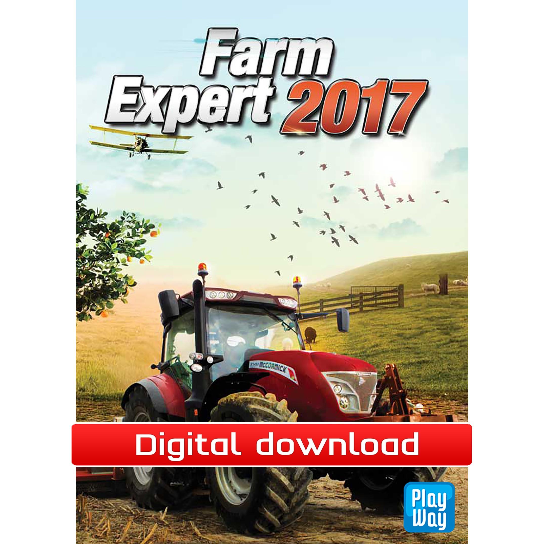 40520 : Farm Expert 2017 (PC nedlastning)