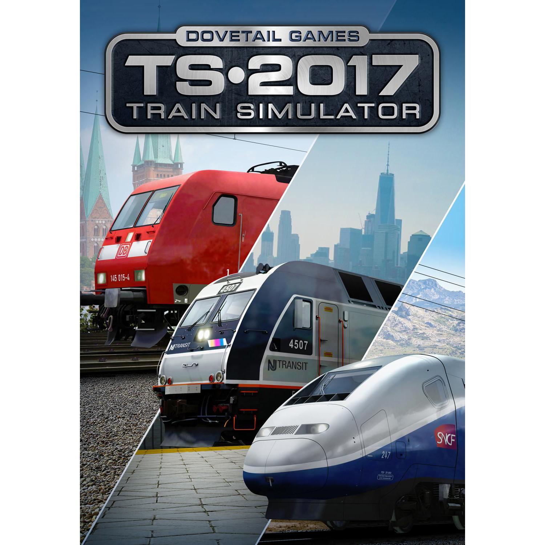 40568 : Train Simulator 2017 (PC nedlastning)