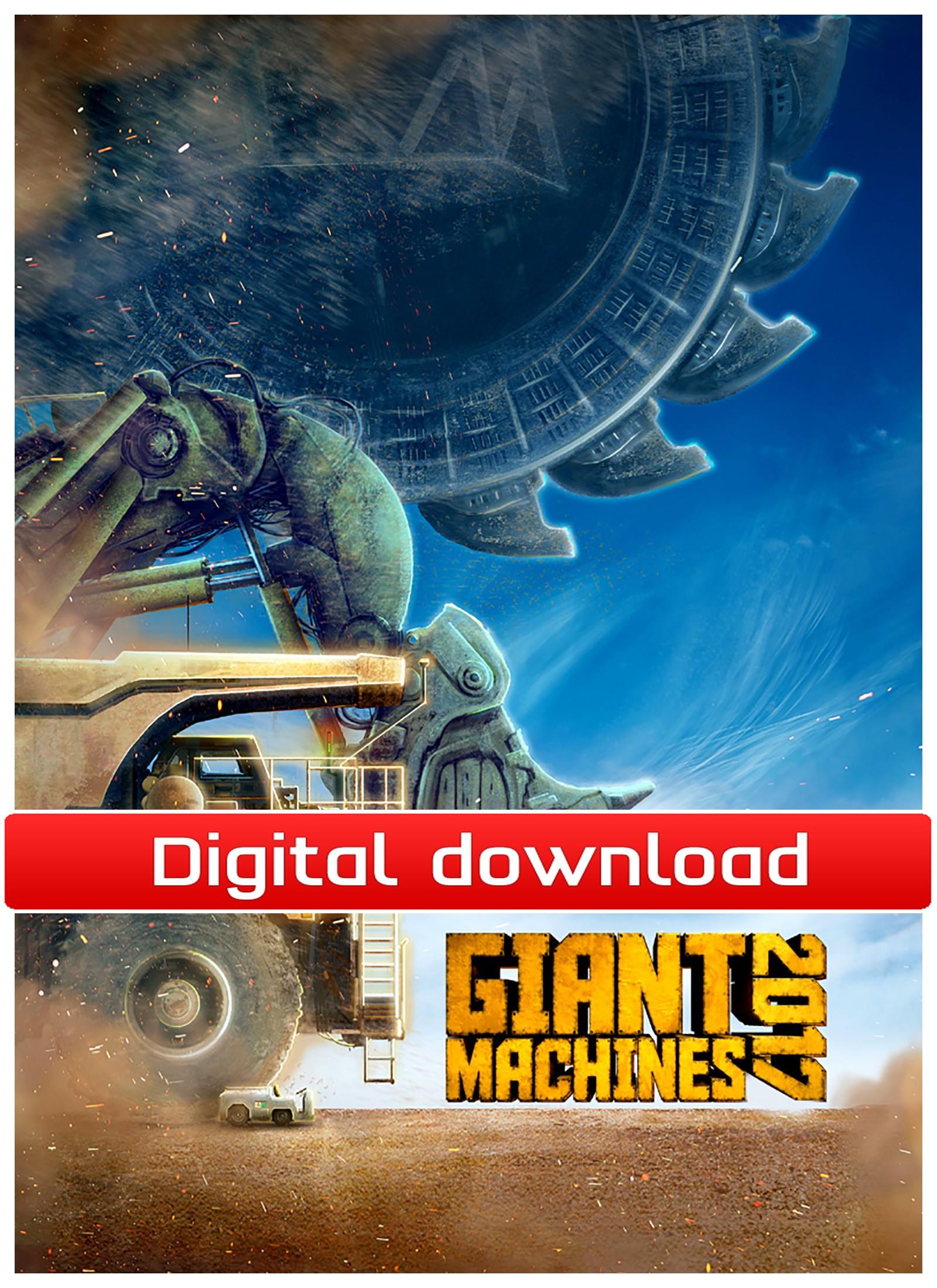 Giant Machines 2017 (PC nedlastning) PCDD40717