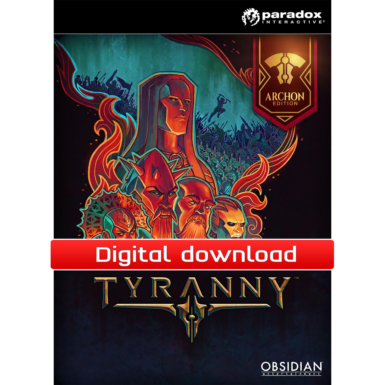 Tyranny - Archon Edition (PC nedlastning) PCDD40797
