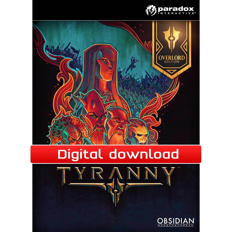 Tyranny - Overlord Edition (PC nedlastning) PCDD40799