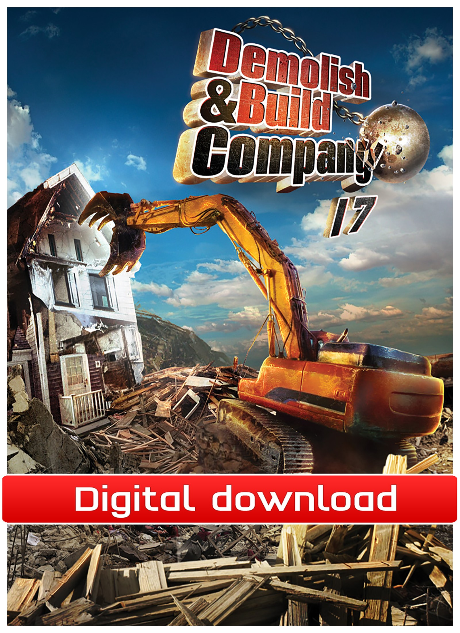 40804 : Demolish & Build Company 2017 (PC nedlastning)