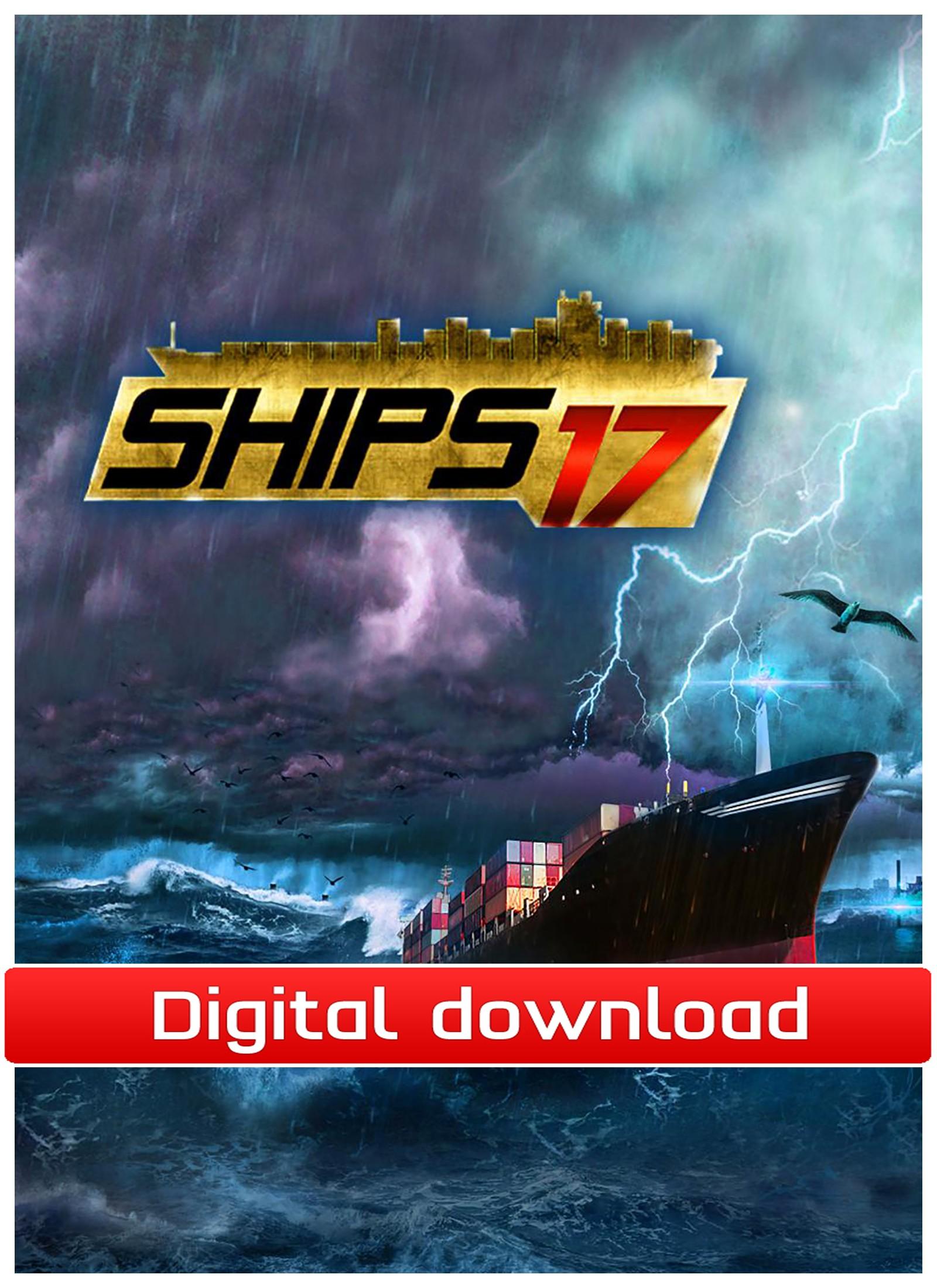 Ships 2017 (PC nedlastning) PCDD40860