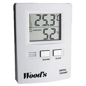 Wood's kosteusmittari p-cv8005