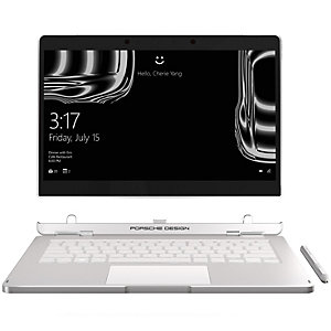 Porsche Design Book One 2-in-1 (hopea)