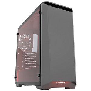 Phanteks Eclipse P400s PC datorchassi(grå/glas)