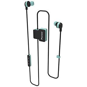 Pioneer SE-CL5BT trådlösa in-ear hörlurar (grön)