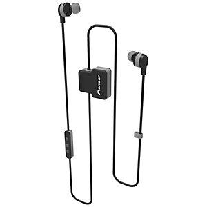 Pioneer SE-CL5BT trådlösa in-ear hörlurar (grå)
