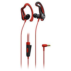 Pioneer SE-EST in-ear hörlurar (röd)