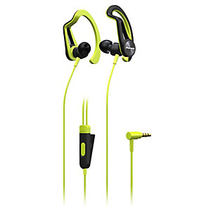 Pioneer SE-E5T trådlösa in-ear hörlurar (gul)