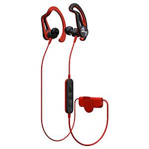 Pioneer SE-E7BT trådlösa in-ear hörlurar (röd)