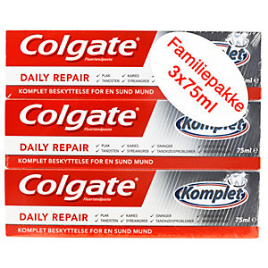 Colgate Daily Repair Tandkräm (3-pack)
