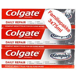 Colgate Daily Repair tannkrem (3 pakk)