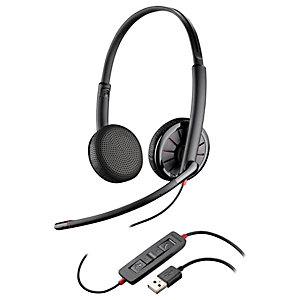 Plantronics BlackWire 325.1-M stereo UC headsett