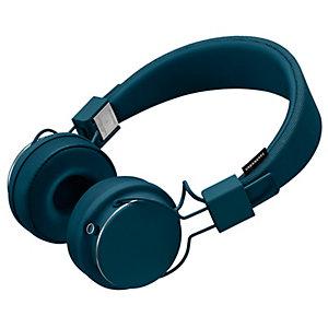 Urbanears Plattan II trådlösa on-ear hörlurar (indigo)