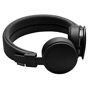 Urbanears Plattan TX on-ear hodetelefoner (sort)