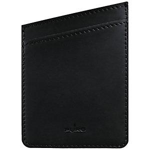 Puro Shiny tasku korteille (musta)