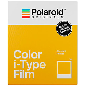 Polaroid Originals i-type färgfilm (8 ark)