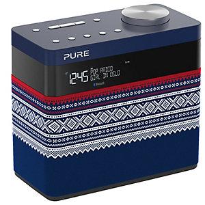 Pure Maxi DAB+/FM radio (blå)