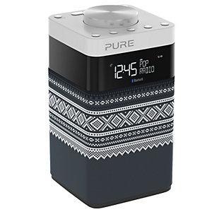 Pure Pop Midi DAB+/FM radio (grå)