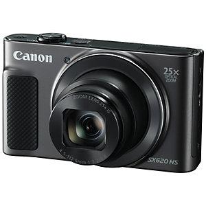 Canon PowerShot SX620 HS ultrazoom kamera (musta)