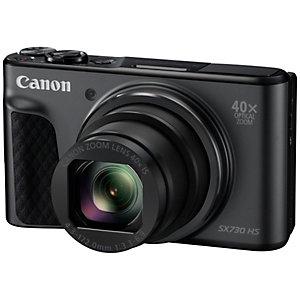Canon PowerShot SX730 HS ultrazoom kamera (svart)