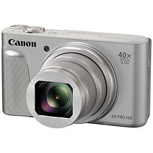 Canon PowerShot SX730 HS ultrazoom-kamera (sølv)