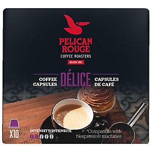 Pelican Rouge Delice kaffekapsler