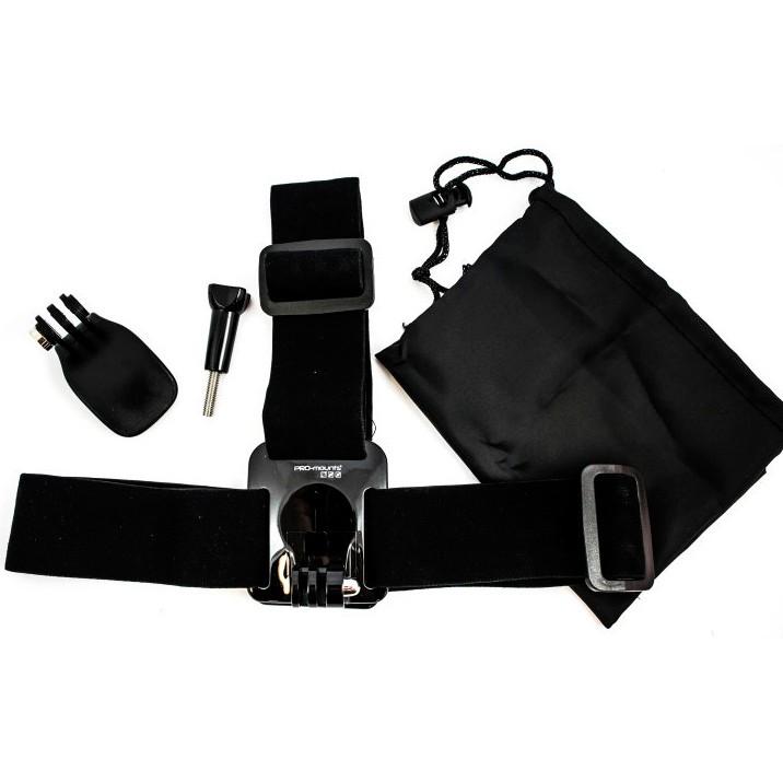PM2015GP23 : Pro-Mounts hodebåndfeste til GoPro actionkamera