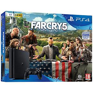 PlayStation 4 Slim 1 TB m/Far Cry 5