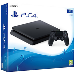 PlayStation 4 Slim (PS4) 1 TB