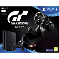 playstation 4 slim 1 tb gt sport day one edition. Black Bedroom Furniture Sets. Home Design Ideas
