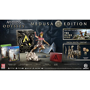 Assassins Creed: Odyssey - Medusa Edition (PS4)