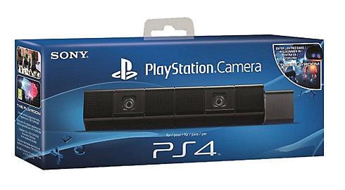 Læs mere om PlayStation kamera