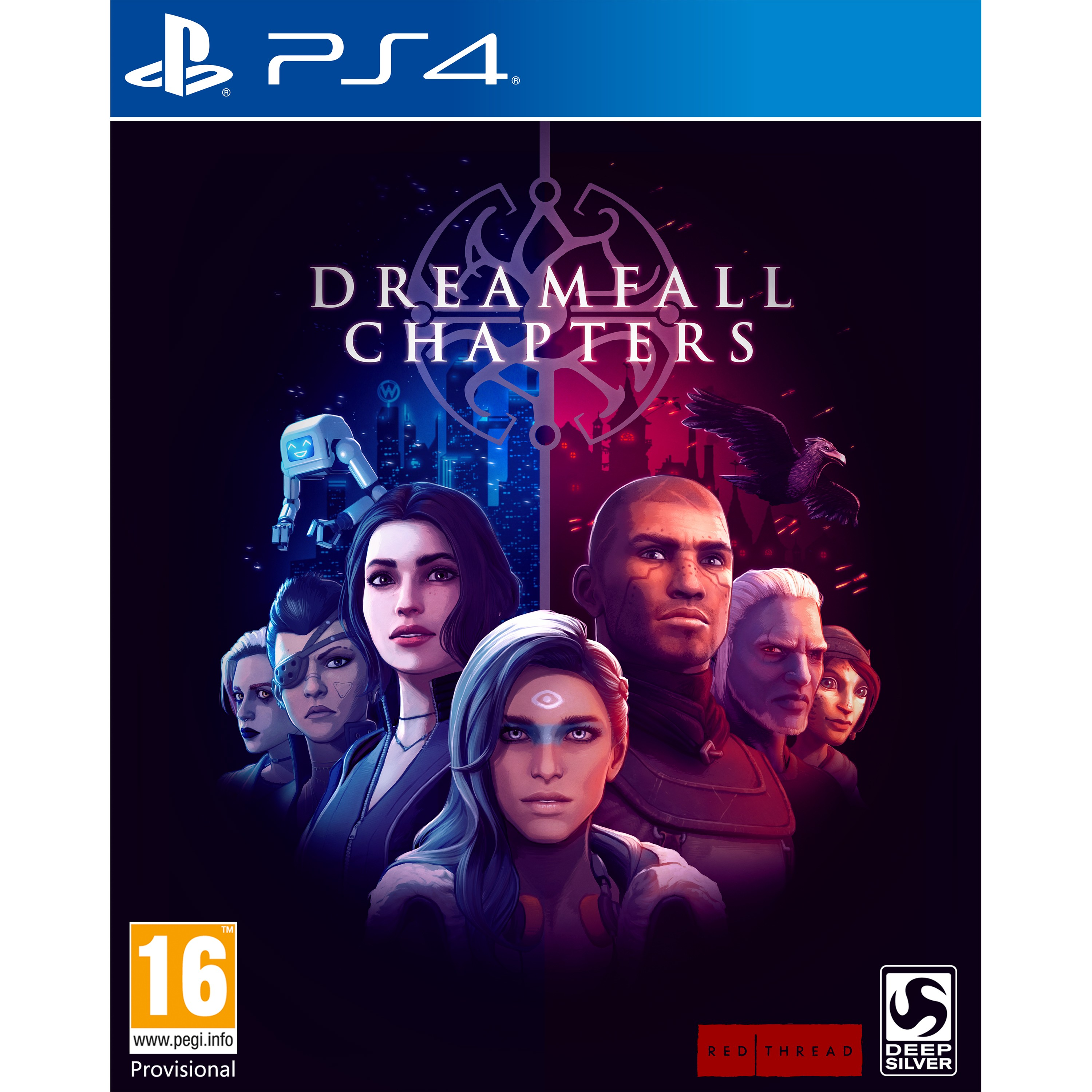 PS4DREAMFACH : Dreamfall Chapters (PS4)