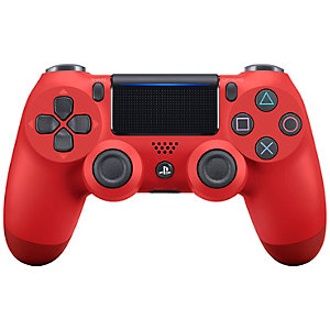 DualShock 4 trådløs kontroller (rød)